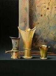 Antieke flessenhalsjes © Robert Daalmeijer