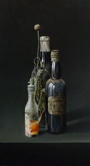 Old whiskey © Robert Daalmeijer