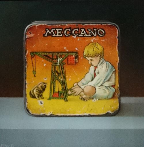 Meccano © Robert Daalmeijer