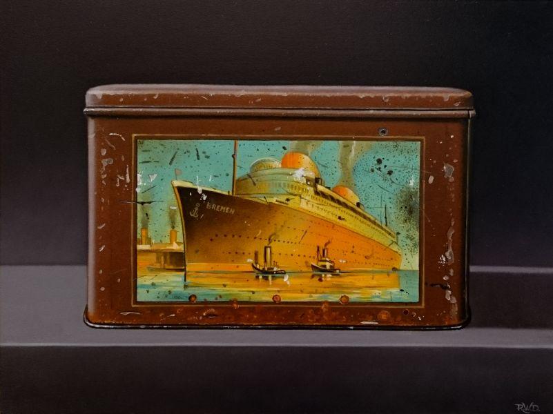 SS Bremen © Robert Daalmeijer