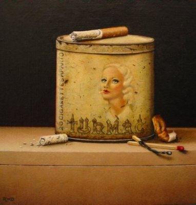 Meisje met de ongezonde stokjes © Robert Daalmeijer