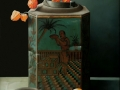 Chinese lampionnenthee © Robert Daalmeijer