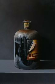 Cognac extract, zwart © Robert Daalmeijer