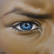 Donkerblauw © Robert Daalmeijer