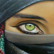 Moslima © Robert Daalmeijer