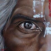 Indian paint © Robert Daalmeijer