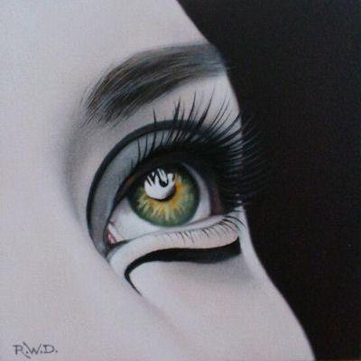 Pierrot [2] © Robert Daalmeijer