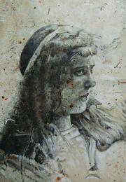 Genoveva van Parijs (De Heilige Drie Gezusters) © Robert Daalmeijer