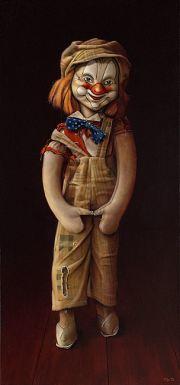 Zomaar een clowntje © Robert Daalmeijer